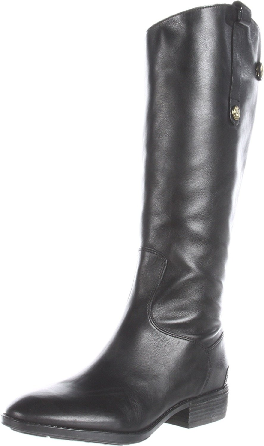 Sam Edelman Penny Riding Boot in Black Color