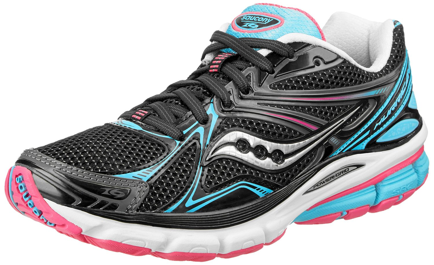 saucony triumph 11 mujer negro
