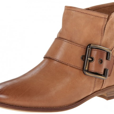 Shop Paul Green Bixby Boot in Cuoio Color