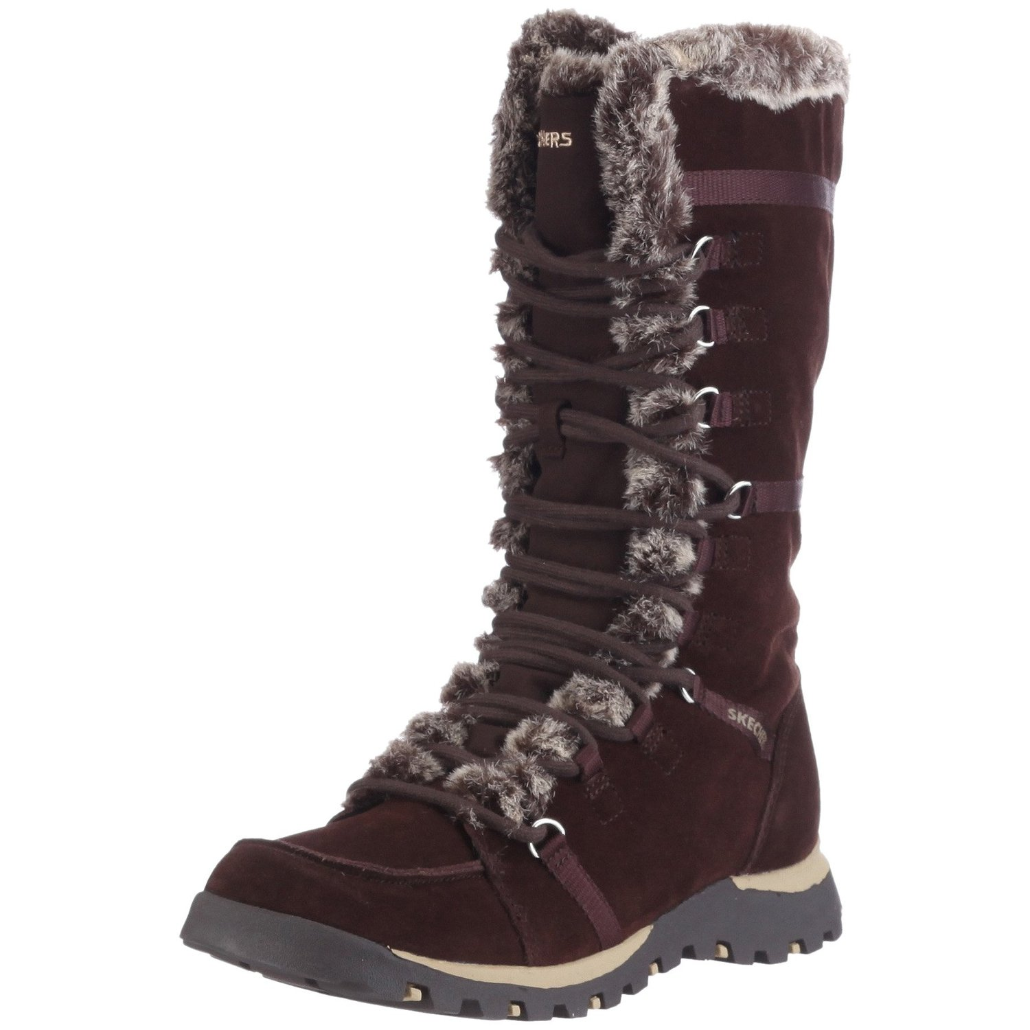 Skechers Grand Jams Unlimited Mid Calf High Boot