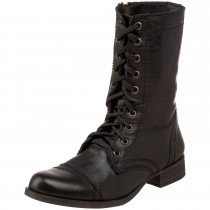 Steve Madden Troopa Boot in Black Color