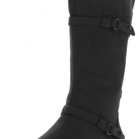 Teva De La Vina Boot in Black Color