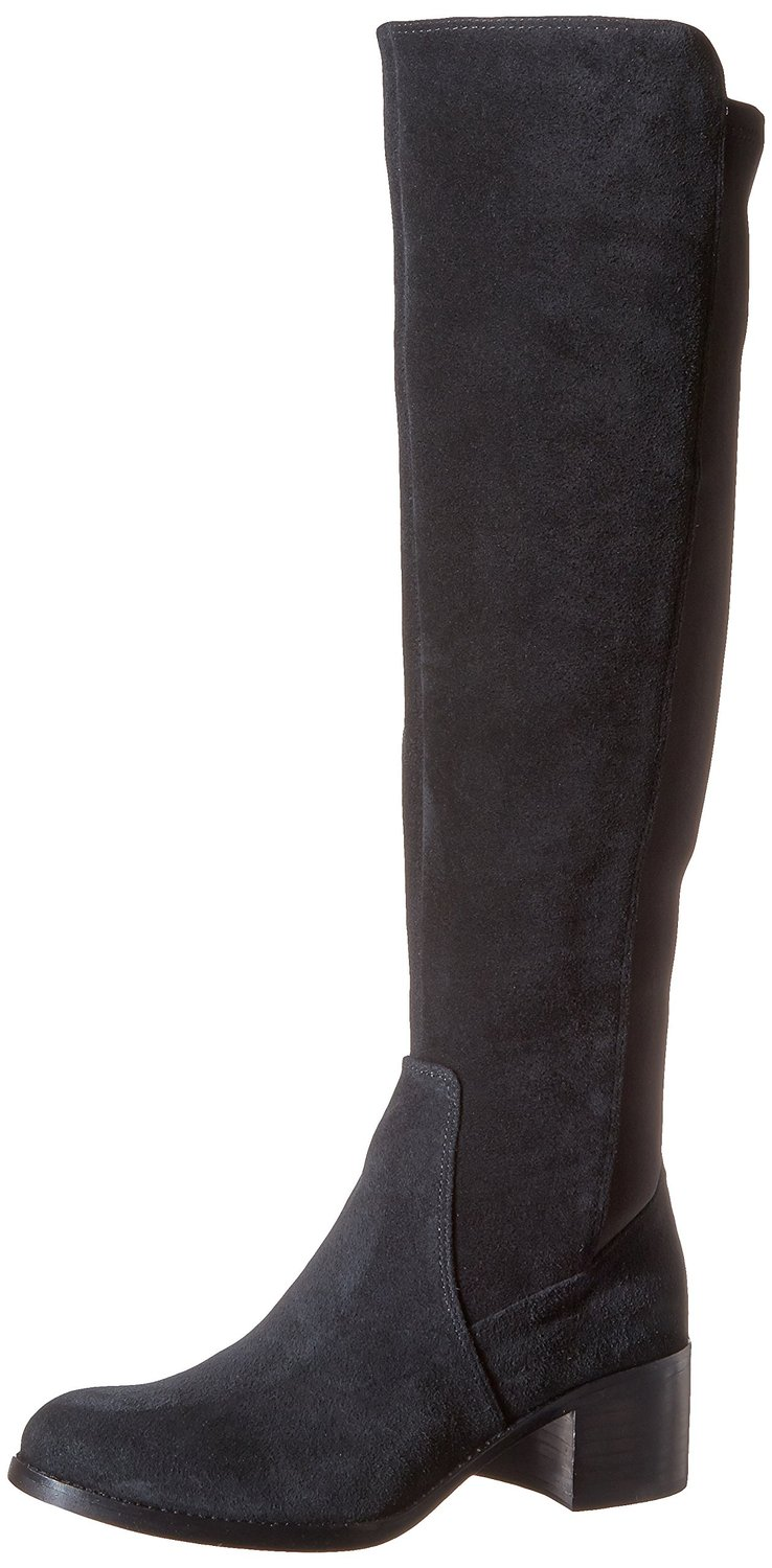 Vince Camuto Frances Knee High Leather Riding Boot
