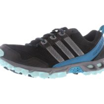 Adidas Womens Kanadia 5 TR W Black blue Running Shoes US 11 NIB in BlackGreyBlue