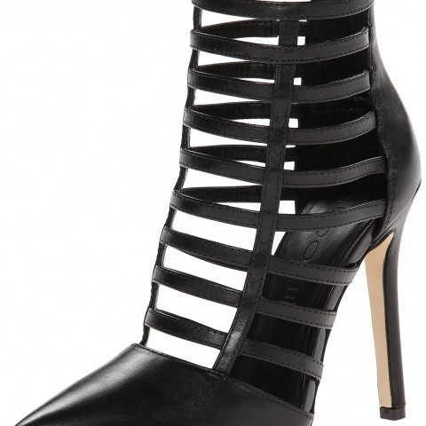 Aldo Broletto Platform Pump in Black Color