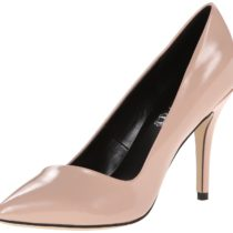 Aldo Ocaria Platform Pump in NudeRose Color