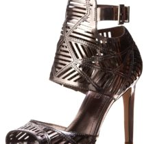 BCBGeneration BG-Catalina Dress Sandal in Matte Bronze Color