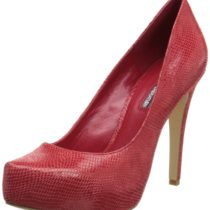 BCBGeneration Parade Dress Pump in Cherry Color