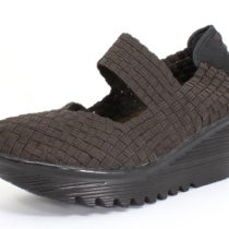 Bernie Mev Lulia Brown Synthetic Sandals in Lulia Brown Color