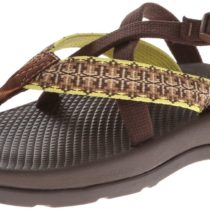 Chaco Hipthong Two Ecotread-W Sandal in Grasshopper Color