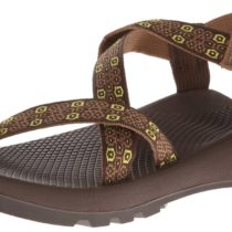 Chaco Z1 Unaweep Sandal in Floral Row Color