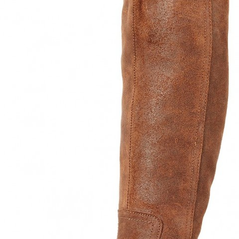 Circus by Sam Edelman Reily Boot in Dark Brown Color