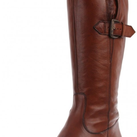 Clarks Mullen Spice Knee-High Boot in Tan Color