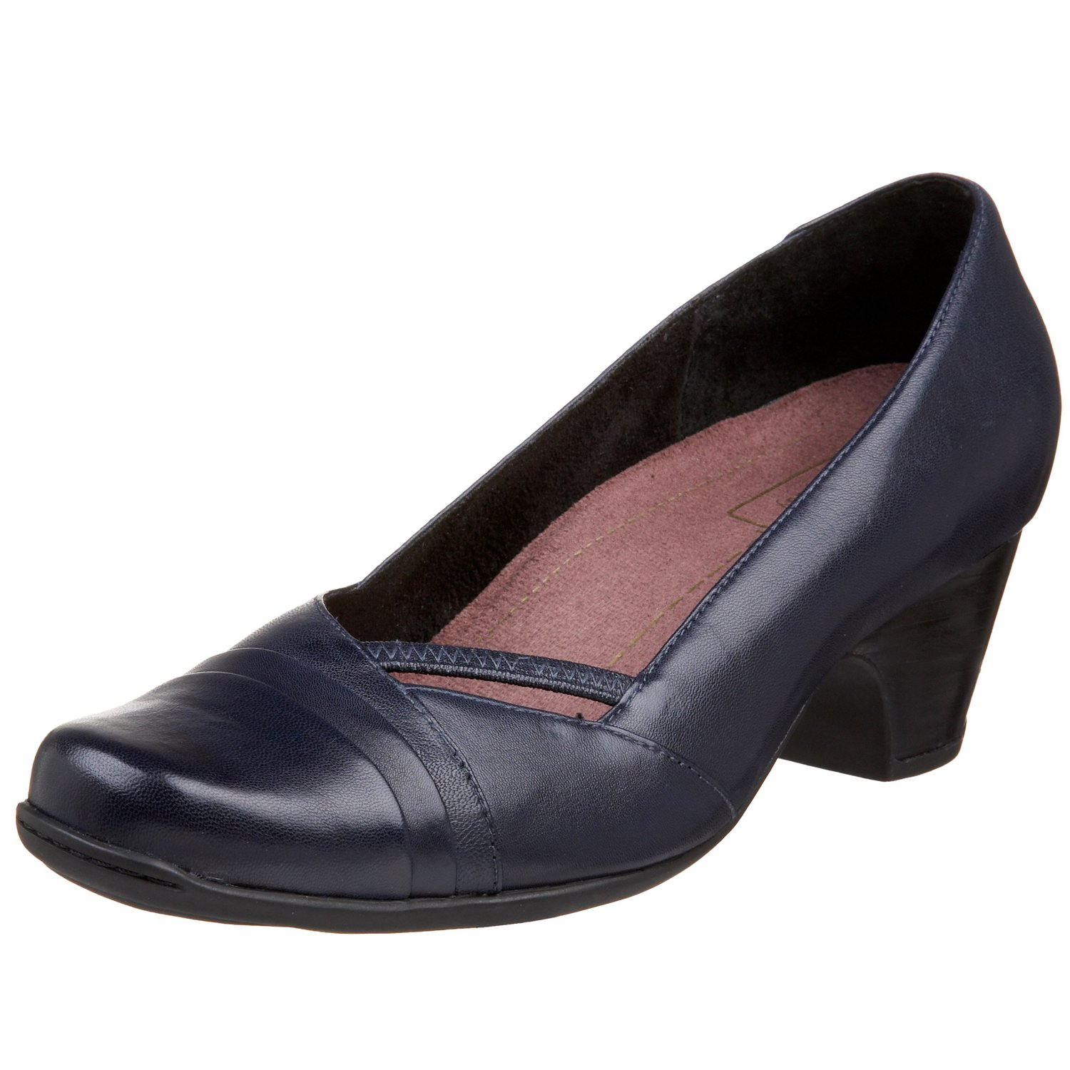 Clarks Shoes Black Pumps