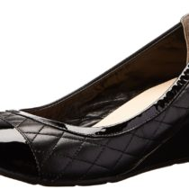 Cole Haan Tali Pump in Black Quilted