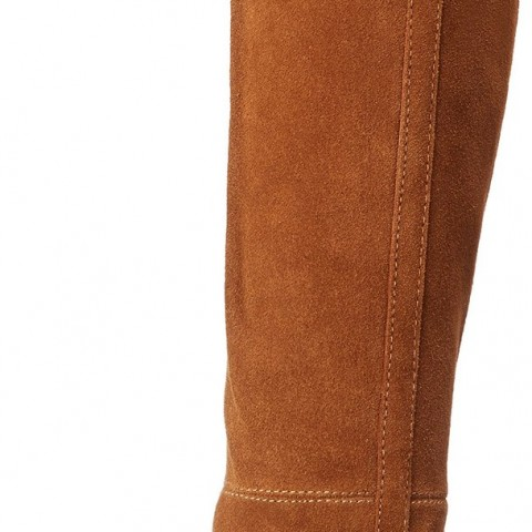 DV by Dolce Vita Myste Riding Boot in Brown Color