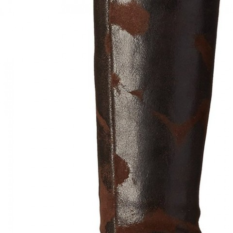 Donald J Pliner Taria Over-the-Knee Boot in Espresso Vintage Suede Color
