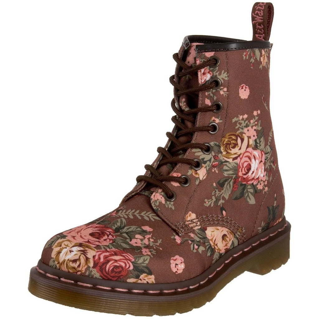 dr martens 1460 re invented print lace up boot