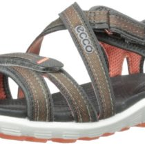 ECCO Cruise Sandal in Dark Shadow Color