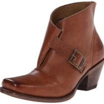 John Fluevog Shana Boot in Brown Color