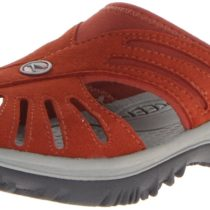 Keen  Rose Slide Sandal Burnt Henna Neutral Gray