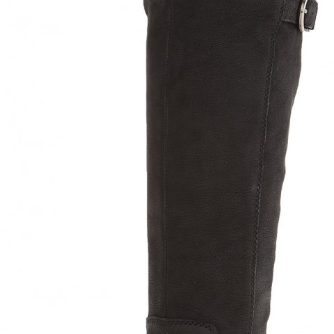 Lucky Narlee Motorcycle Boot in Black Color