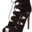 Madden Girl Raceyyy Dress in black fabric Pump