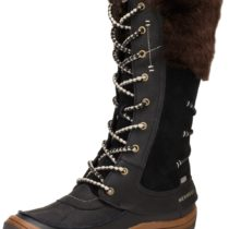 Merrell Decora Prelude Waterproof Winter Boot Black