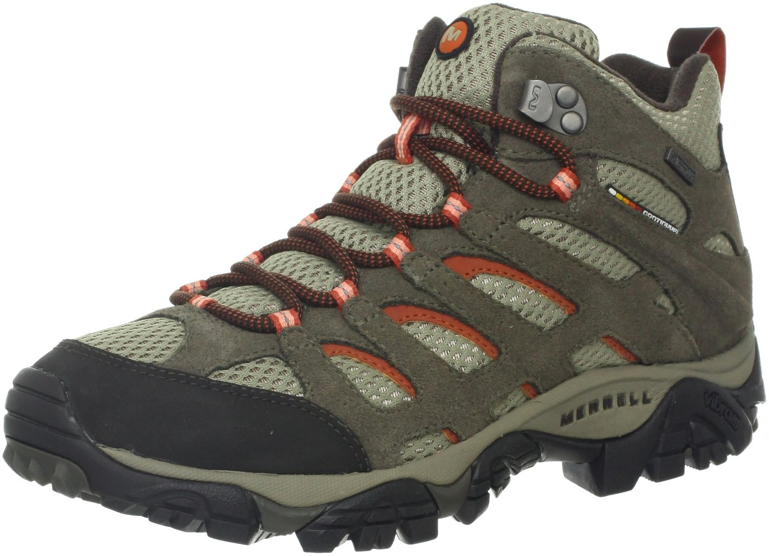 merrell moab continuum review