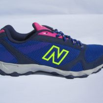 New Balance WL661BL3 Running Shoe 7 B 2015 Blue