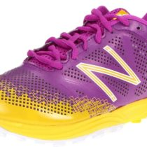 New Balance WT110 NBx Trail Shoe in PurpleYellow
