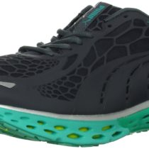 PUMA BioWeb Elite Running Shoe in Turbulence Atlantis Fluorescent Yellow