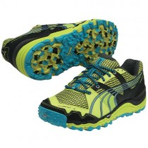 Puma Complete TrailFox 4 Trail Running Shoes in  Yellow