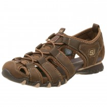 Skechers USA Bikers Excursion Sandal in Gaucho Color