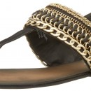 Steve Madden Sherman Leather Flat Sandal