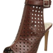 Vince Camuto Vamelia Dress Sandal in Luggage Tan Color