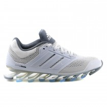Adidas Springblade Drive Running Shoes WhiteMetallic Silver