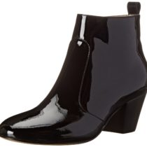 Aquatalia by Marvin K. Fiona Boot Black Patent