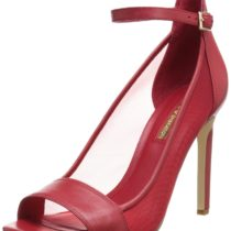 BCBGeneration BG-Natalee Dress Sandal Cherry color