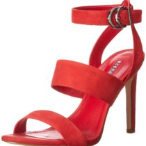 BCBGeneration Women's BG-Circus Dress Sandal Cherry