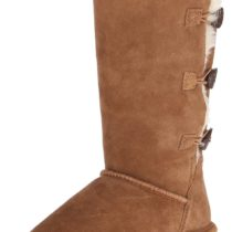 BEARPAW Lauren Snow Boot Hickory