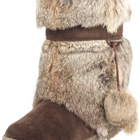 BEARPAW Tama II Mid-Calf Boot Chocolate
