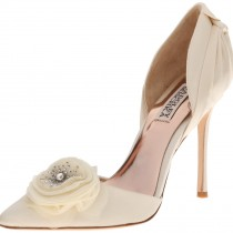 Badgley Mischka Genny Dress Pump Ivory