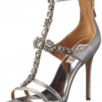 Badgley Mischka Giovana II Dress Sandal Silver