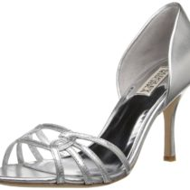 Badgley Mischka Kennedy Dress Sandal Silver