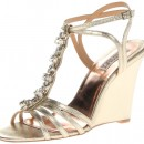 Badgley Mischka Kole Wedge Sandal