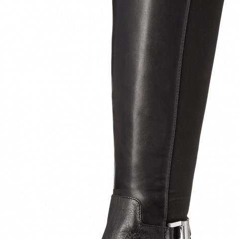 ecfe85761c4 Calvin Klein Sama Engineer Boot Black