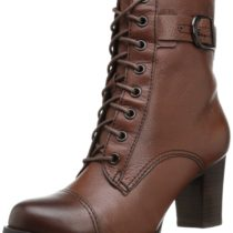 Clarks Jolissa Gypsum Boot Brown