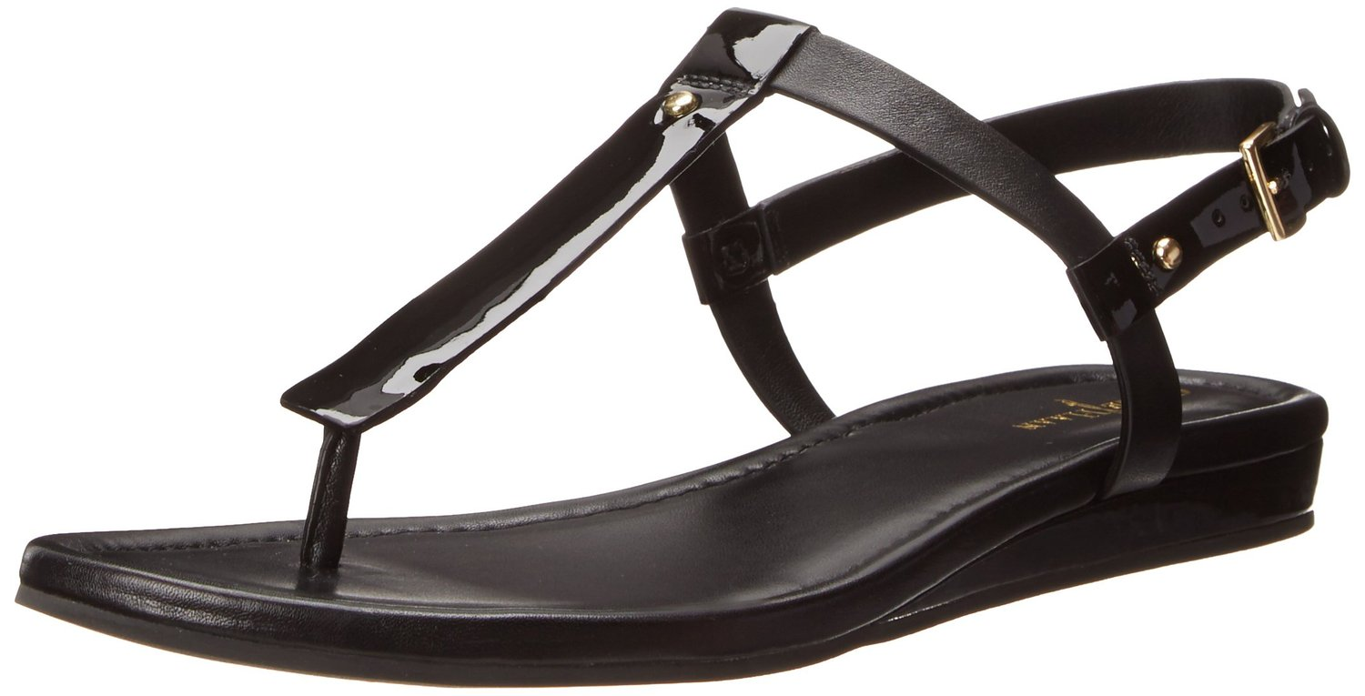 5b223cd1b3ad Cole Haan Boardwalk Thong Dress Sandal Black