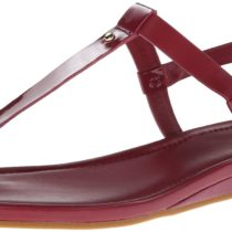 Cole Haan Boardwalk Thong Dress Sandal Raspberry